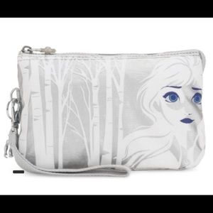 Kipling Disney's Frozen II XL Creativity Wristlet